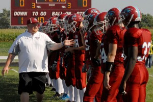 Hanover Central wins program's first football game in 42 years