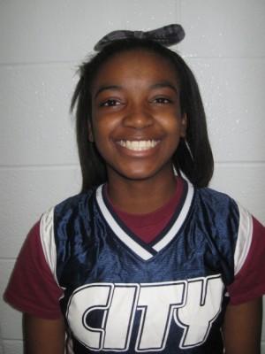 Girls basketball, the 2012-13 Michigan City Wolves
