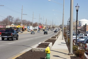 Munster continues redevelopment of north Calumet Avenue