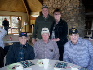 Shorewood Forest honors resident veterans