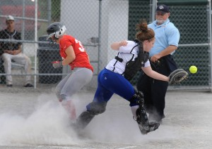 Lindeman fires no-no to give Hebron PCC softball tourney championship