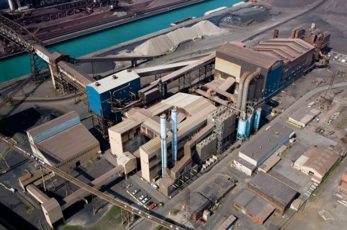 U s steel to shutter two coke batteries at gary works for Laporte county clerk s office