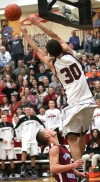 Lowell's Zach Van Hook