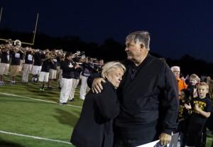 Marian Catholic names stadium for athletic director