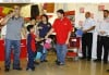 Tony Stewart and the Office Depot Foundation team up