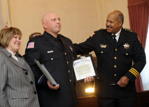 Cal City cop given state award for heroism