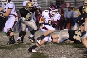 Oakley runs wild as Penn wipes out Chesterton