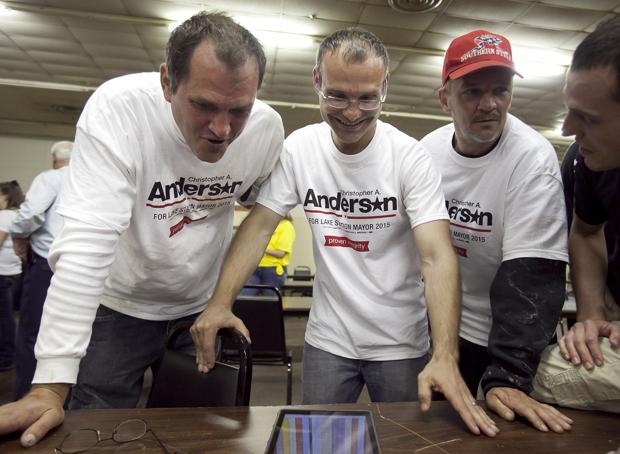 Anderson wins Dem nod in Lake Station mayor race
