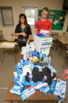 VHS students collect Socks for Soldiers