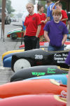 68th annual Northwest Indiana Soap Box Derby
