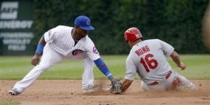 Stacked farm system offers Cubs hope