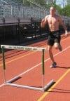 Josh Marciniak, Valparaiso track