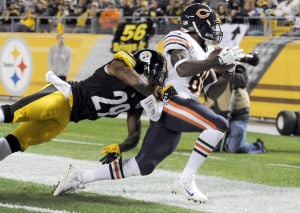 Gallery: Chicago Bears at Pittsburgh Steelers