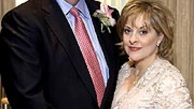CNN's Nancy Grace and husband David Linch | OffBeat with ...