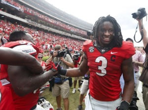 Georgia's Todd Gurley suspended 4 games by NCAA
