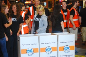 Food drive to benefit at-risk E.C. kids