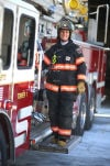 Trailblazing female refinery firefighter led the way