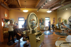 Pamper yourself at one of several Dyer spas