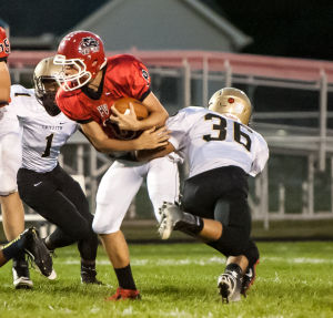 Kankakee Valley on a five-game roll as it prepares for Andrean