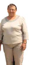Kathie Holubek retires