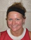 2012-13 Hebron girls basketball Bre Lewin