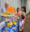 Crete children go under the seas at library program