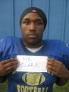 Bloom Twp. football player Mr. Clark