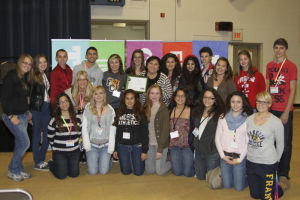 Excalibur Yearbook Staff earns honors