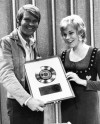Ann Murray and Glen Campbell in 1970