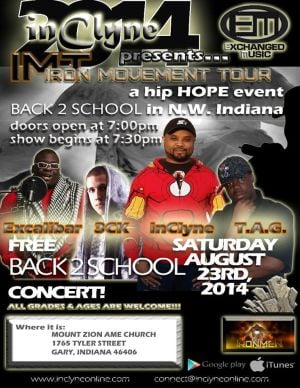 Back To School Concert
