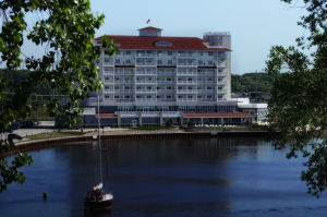 The Little Inn That Could:  Harbor Shores builds a hotel like no other