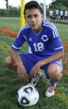 Clark soccer good fit for Garcia