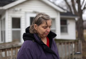 Cedar Lake moves to keep blind woman in her home
