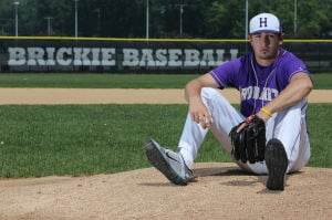 Hobart's Brandon Murray is the Times Baseball Player of the Year