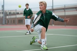 Valparaiso boys to meet Penn for regional tennis title
