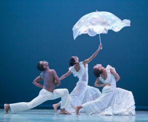 Alvin Ailey American Dance Theater offers fascinating program
