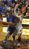 Lake Central's Tye Wilburn