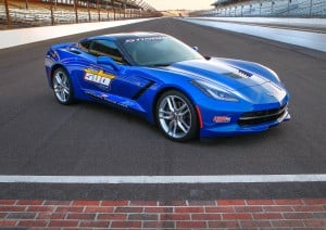 Corvette paces 97th Indy 500