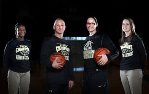 Times Illinois Girls Basketball Coach of the Year: Marian Catholic's Annie Byrne