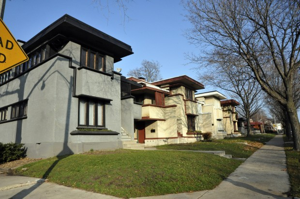 Frank Lloyd Wright House For Sale In Milwaukee Home Garden