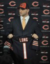 Bears take LB Bostic in 2nd round