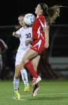 Kankakee Valley/Lowell girls soccer