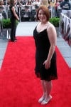 "Amy Scamerhorn on the Red Carpet at ""Public Enemies"" Chicago Premiere July 2009"
