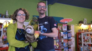 SMALL-BUSINESS SPOTLIGHT: Alice's Garden Toy Boutique, Porter