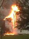 Fire damages Winfield Township home