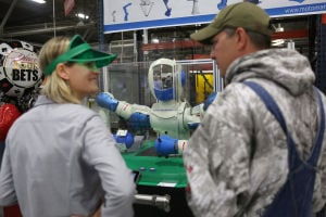 Hammond company builds robots that make factories more productive