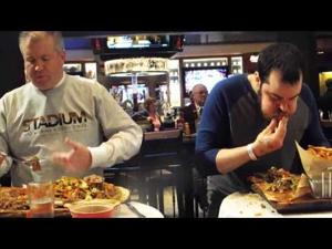 Competitive eating at Ameristar Casino