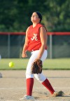 Andrean pitcher Nicole Steinbach