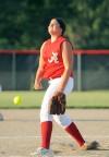 Andrean pitcher Nicole Steinbach