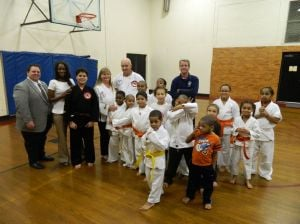 Calumet Memorial Park District honors martial arts instructors